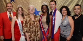 Miss and Mister Deaf US 2012 and co