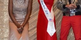 Newly crowned Ashely an Miss Deaf US 2012