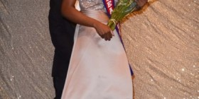 Newly crowned Ashely an Miss Deaf US 2012A